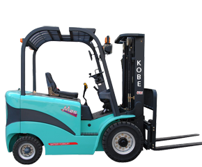 2-2.5T four wheel battery forklift